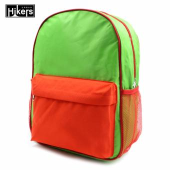 Urban Hikers Clifford Casual Daypack Backpack (Apple Green)