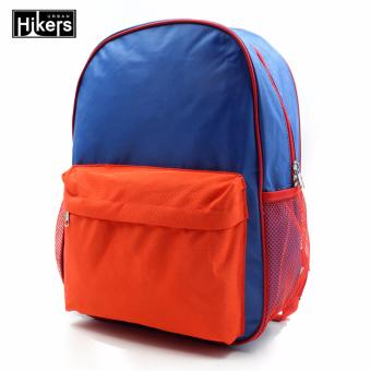 Urban Hikers Clifford Casual Daypack Backpack (Blue)