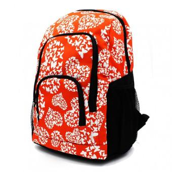 Urban Hikers Harvey Casual Daypack Backpack (Orange)