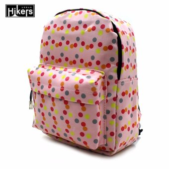 Urban Hikers Jolene Casual Daypack Backpack (Polka)