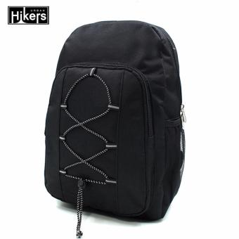 Urban Hikers Landon Casual Backpack (Black)