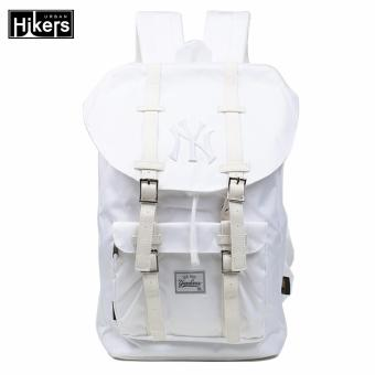 Urban Hikers Taylor Travel Casual Outdoor Everyday Backpack (White)