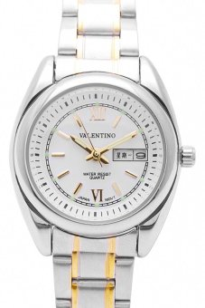 Valentino Women's Watch 20121685 (Two Tone/White Dial) Price Philippines