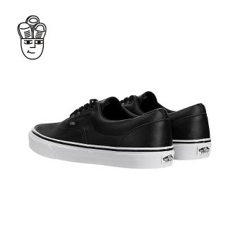 Vans Era Lifestyle Shoes Black / True White vn0a38frnqr -SH