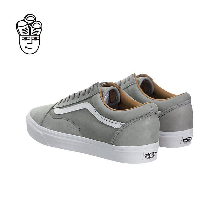Philippines | Vans Old Skool (Premium Leather)(Wild Dove