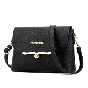 Versatile New style bag Women's shoulder bag (Black version2)