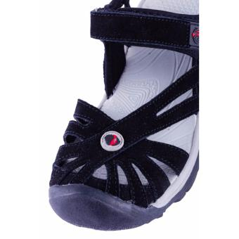 Vertigo Amra Sandals (Black) - 5