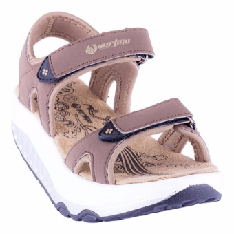 Vertigo Candypops Sandals (Brown)