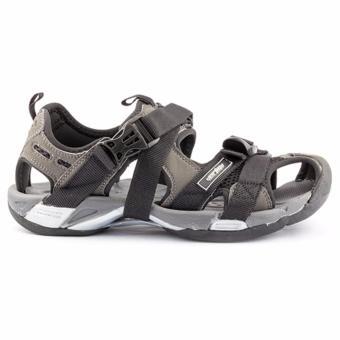 Vertigo Komodo Sandals (Black/Silver) - 3