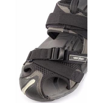 Vertigo Komodo Sandals (Black/Silver) - 5
