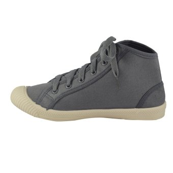 VISASTAR V-557 Unisex Casual High Cut Shoes(Gray) - 2
