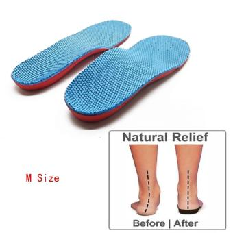 Vococal Flatfoot Correction Pain Relief Shoe for Children (Blue)