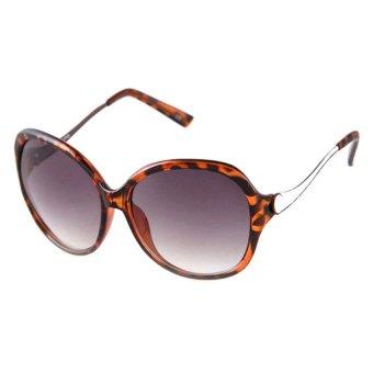 Vudu Alexandria Sunglasses (Demi Brown)