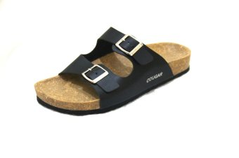 Walton Flat Sandal AM027002 (black)