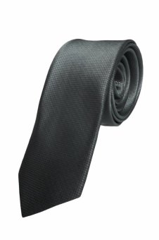 Well Suited Microcheck Slim Necktie Combo1 - picture 2