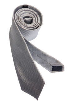 Well Suited Microcheck Slim Necktie Combo2 - picture 2