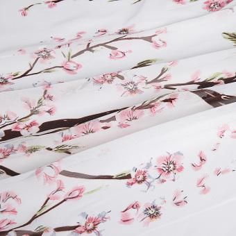 Women Chiffon Kimono Cardigan Lace Blouse Floral - Intl - 3