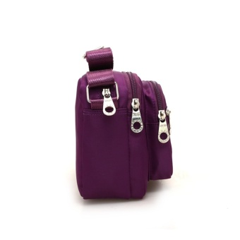 Women Crossbody Waterproof Nylon Messenger Shoulder Bags - intl - 3