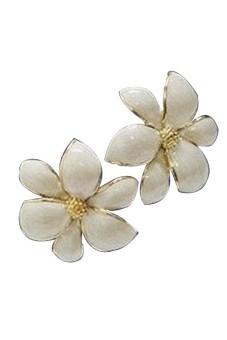 Women Six Flower s Ladies Earrings