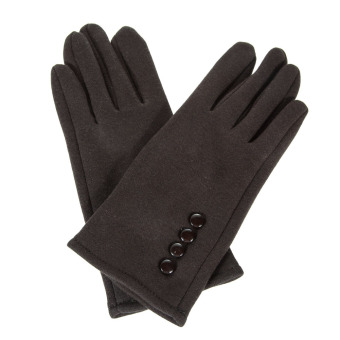 Women Winter Warm Gloves Touch Screen Sport Ski Gloves Mittens Coffee