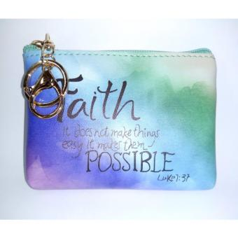 Women's Bible Verse Coin Pouch Price Philippines