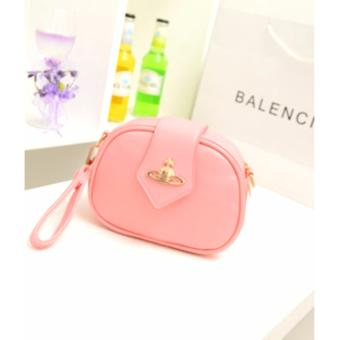 Women's Fashion Pastel Colors Small Sling bag - Pink Price in Philippines
