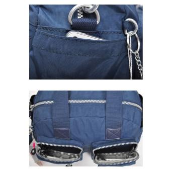 Women's Girl Lady Large Capacity Lightweight Waterproof Nylon DefeaCross Body Bag Shoulder Bags (Royal Blue) - intl - 5