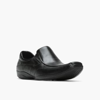 World Balance Easy Soft Mens Miami Dress Loafers (Black) - 2