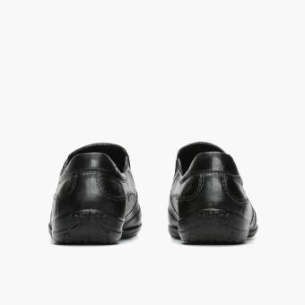 World Balance Easy Soft Mens Miami Dress Loafers (Black) - 4