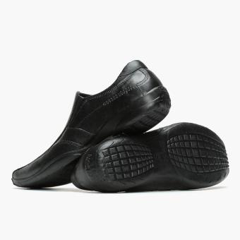 World Balance Easy Soft Mens Miami Dress Loafers (Black) - 3