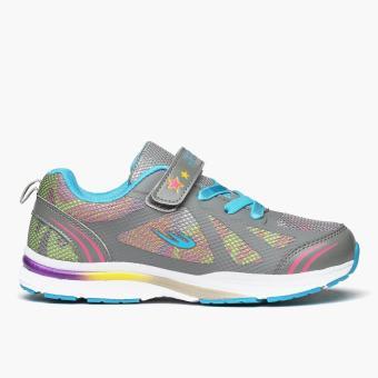 World Balance Girls Nebula Sneakers (Gray)