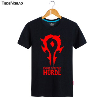 World of Warcraft dota2 tribal T-shirt (9)
