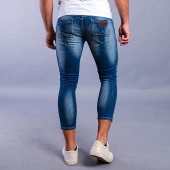 Wrangler Elvis Jeans (Ripped Broke) - 3