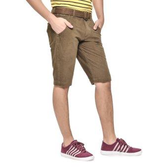 Wrangler Men's Kurt Non-Denim Shorts (Cord Cub) - picture 3