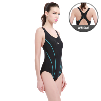 Yingfa casual professional Slim fit slimming swimming clothing swimsuit (YF1623-2) (YF1623-2)