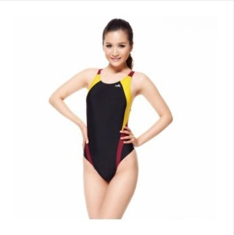 Yingfa y976 women's one-piece professional women's swimsuit (976-3) (976-3)