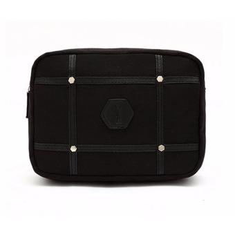 YSL Yves Saint Laurent VIP Gift Cosmetic Pouch (black) Price Philippines