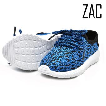 ZAC | 2016-10C Loonie Unisex Fashion Sneakers Kids Shoes (Blue)