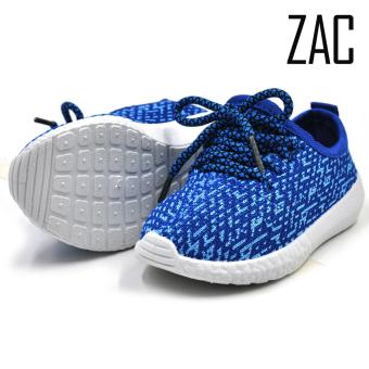 ZAC | 2016-24D Kise Unisex Fashion Sneakers Kids Shoes (Blue)