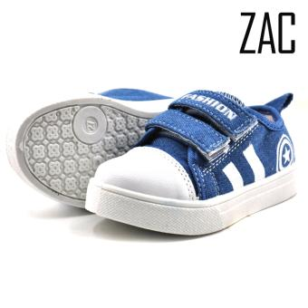 ZAC | Mami Unisex LED Fashion Sneakers Kids Shoes (Denim)