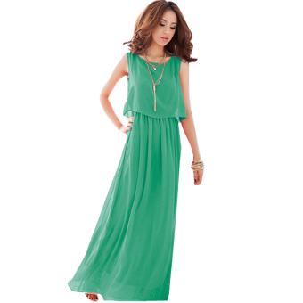 zanzea Boho Summer Maxi Evening Party Dresses Green Price Philippines