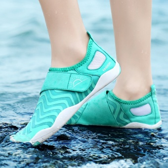 ZOQI Fashion Surfing Shoes Outdoor Swimming Water Sport Shoes(Lightblue) - intl - 5