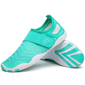 ZOQI Fashion Surfing Shoes Outdoor Swimming Water Sport Shoes(Lightblue) - intl - 2
