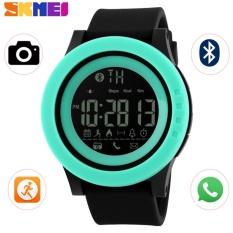 [100% Genuine] SKMEI Men Smart Watch Pedometer Calories ChronographFashion Sport Watches Chronograph 50M