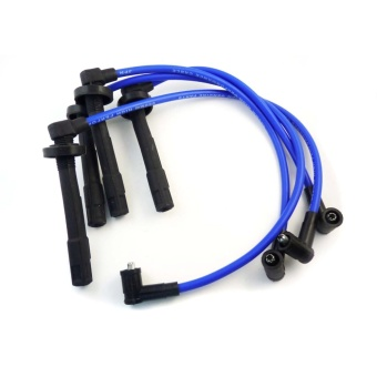 10.2MM RACING SPARK PLUG WIRES For Honda Civic Racing ZFR5F-11D16Y8 - intl - 3