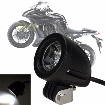 10W Cree LED Work Light Spotlight Lamp Driving Fog For CarMotorcycle Boat ATV