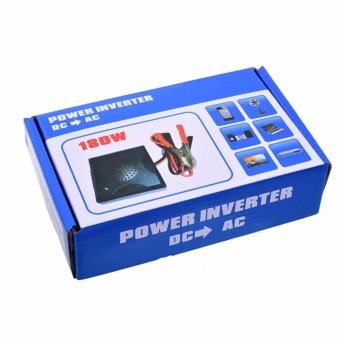 12V TO 220V Power Inverter 180W With USB #0123 - 4