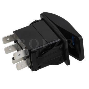 12V/24V Rocker Switch SPST On-Off - picture 3