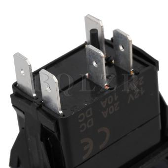 12V/24V Rocker Switch SPST On-Off - picture 4