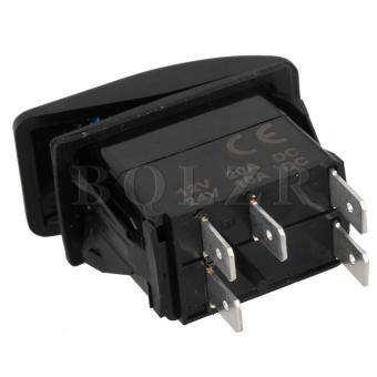 12V/24V Rocker Switch SPST On-Off - picture 2